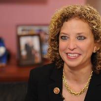 U.S. Rep. Debbie Wasserman Schultz, D-Fla., is being challenged by law school professor Tim Canova, who has been endorsed by Sen. Bernie Sanders.