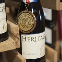 Give guests a choice of New Jersey wines this Thanksgiving