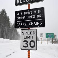 Got chains? Your guide to winter driving