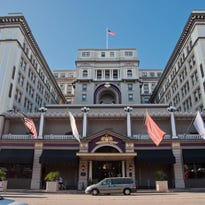 Eight historic grand hotels in the U.S. West