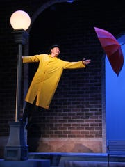 """""""Singin' in the Rain"""" will be staged by GREAT Theatre,"""
