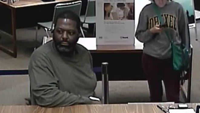 Fort Collins police are asking for the public's help in identifying a suspect they say used stolen identities to steal about $10,000.