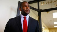 Tallahassee Mayor Gillum, running for governor, talked about the FBI investigation focused on the city and a fellow commissioner.