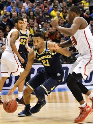 Former Michigan forward Zak Irvin has left his Italian professional team for unknown reasons.
