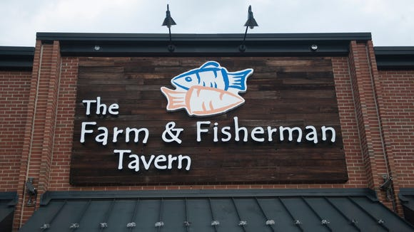 The Farm & Fisherman Tavern is ready to treat your Mom right.