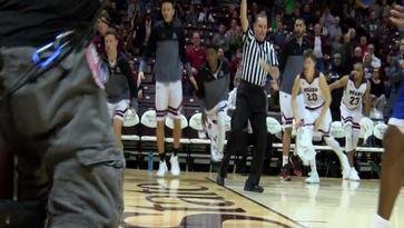 Six MSU players and a superfan were ejected from Sunday's game. Here's why.