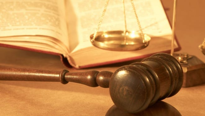 District court for Baxter County was held Dec. 8 and 12 before Judge Van Gearhart