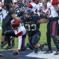 College Update: M-E grad Woolfolk leads Army to victory