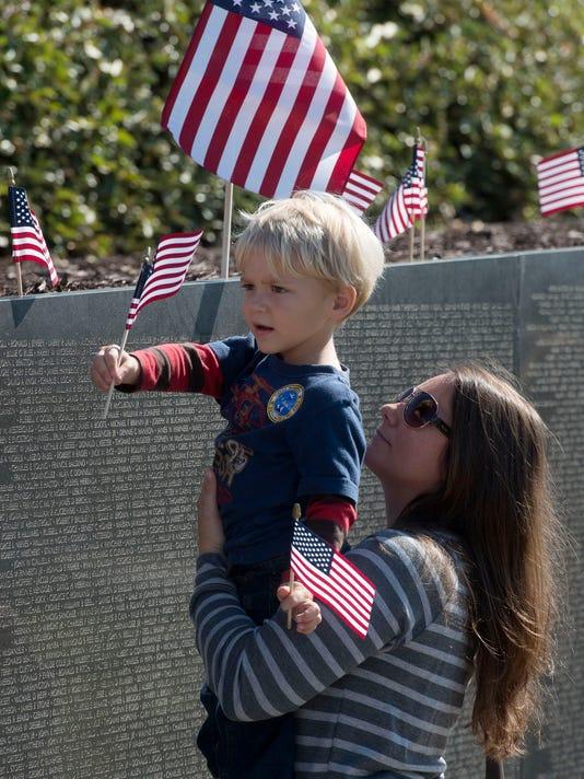 2015 Pensacola Veterans Day