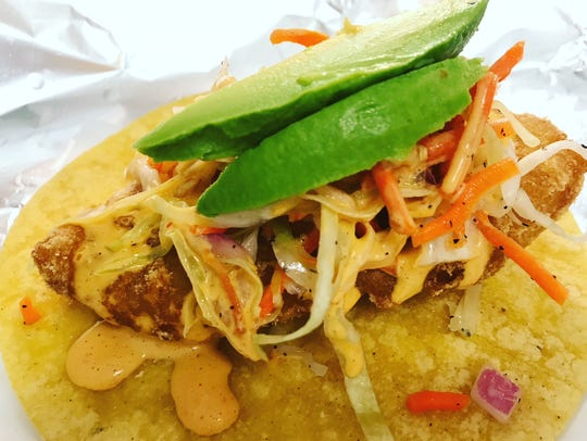 Chanos makes its fish taco -- and all its tacos --