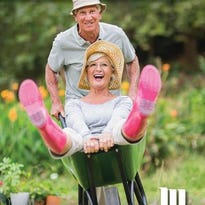 Cover of the Active-Senior booklet released by Licking Memorial Health Systems