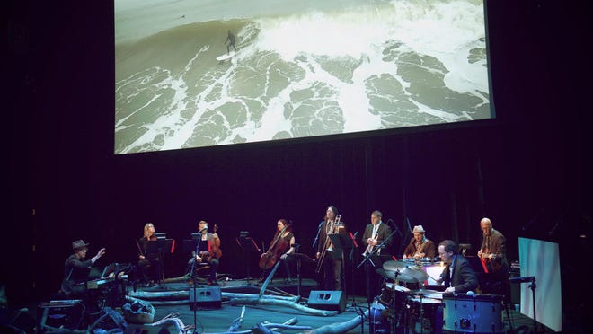 """Austin band Montopolis will present its music-and-film project """"The Living Coast"""" at drive-in theaters in Buda on June 4 and Round Rock on June 11."""