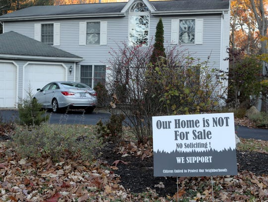 Many in Ramapo say they're tired of queries from would-be