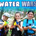 Water Wars invades Adventure Park