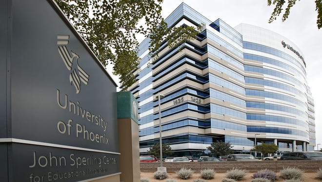 Apollo Education Group, parent of the University of Phoenix and once one of Arizona's most iconic and valuable corporations, has started a new, more modest chapter of its life as a privately owned subsidiary.