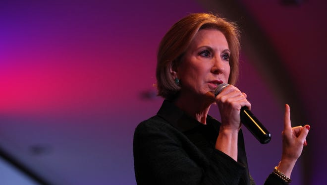 Consider Carly Fiorina for your next corporate event or retreat today.