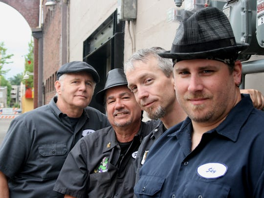 Salem blues rockers Gusto Brothers will play a free, all-ages show noon Saturday at CCTV.