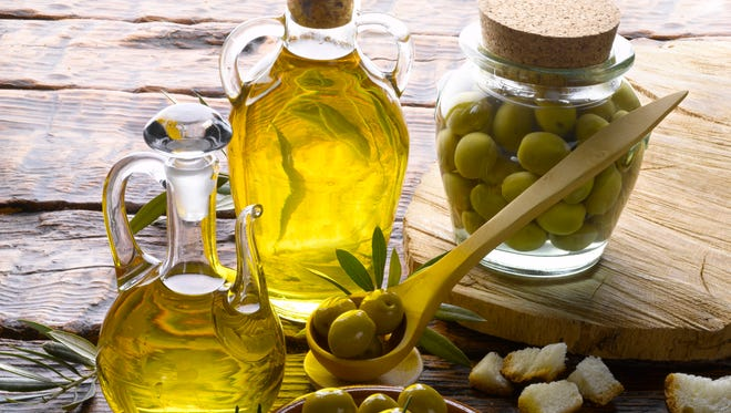 Cruisers can sample various kinds of olive oil during Costa Cruises' Mediterranean Food Festival.