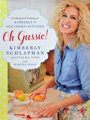 Kimberly Schlapman of Little Big Town wrote the cookbook