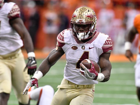 Florida State running back Dalvin Cook would give the