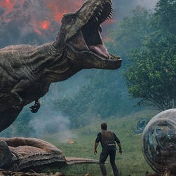 Spoilers: What does the wild ending of 'Jurassic World: Fallen Kingdom' mean?
