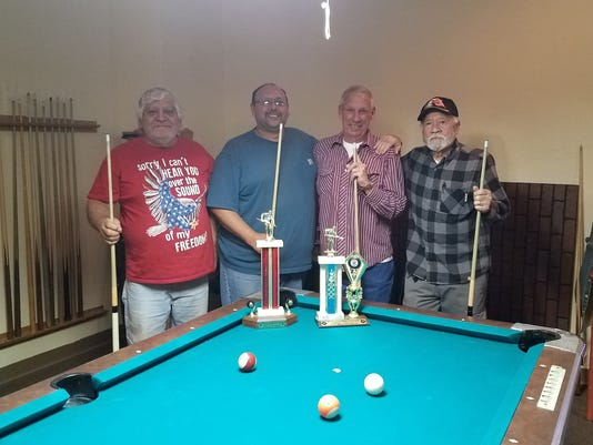 February Pool Winners