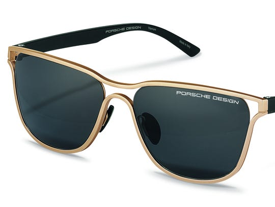 Porsche Golden Eyewear -Porsche Design P'8647 $550