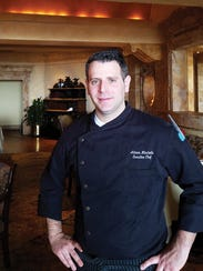 Chef Antonio Minichiello puts a modern twist on authentic