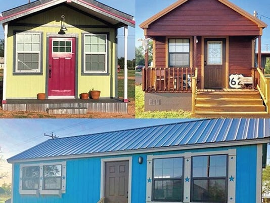 Tiny Home Designs: Tour Tiny Homes To Benefit Spur's Swenson Pool