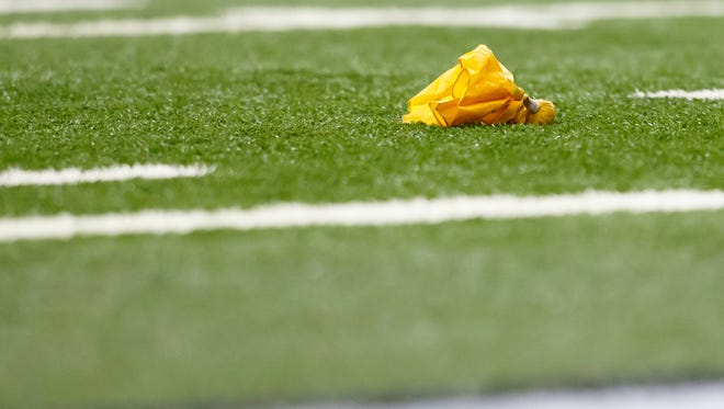 Indiana has a penalty problem.