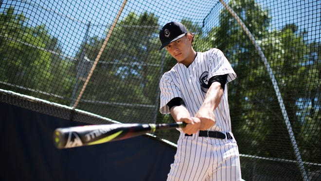 St. Augustine graduate Josh Hood, the 2018 Daily Journal Player of the Year, was selected in the 20th round of the Major League Draft by the Boston Red Sox on Tuesday.