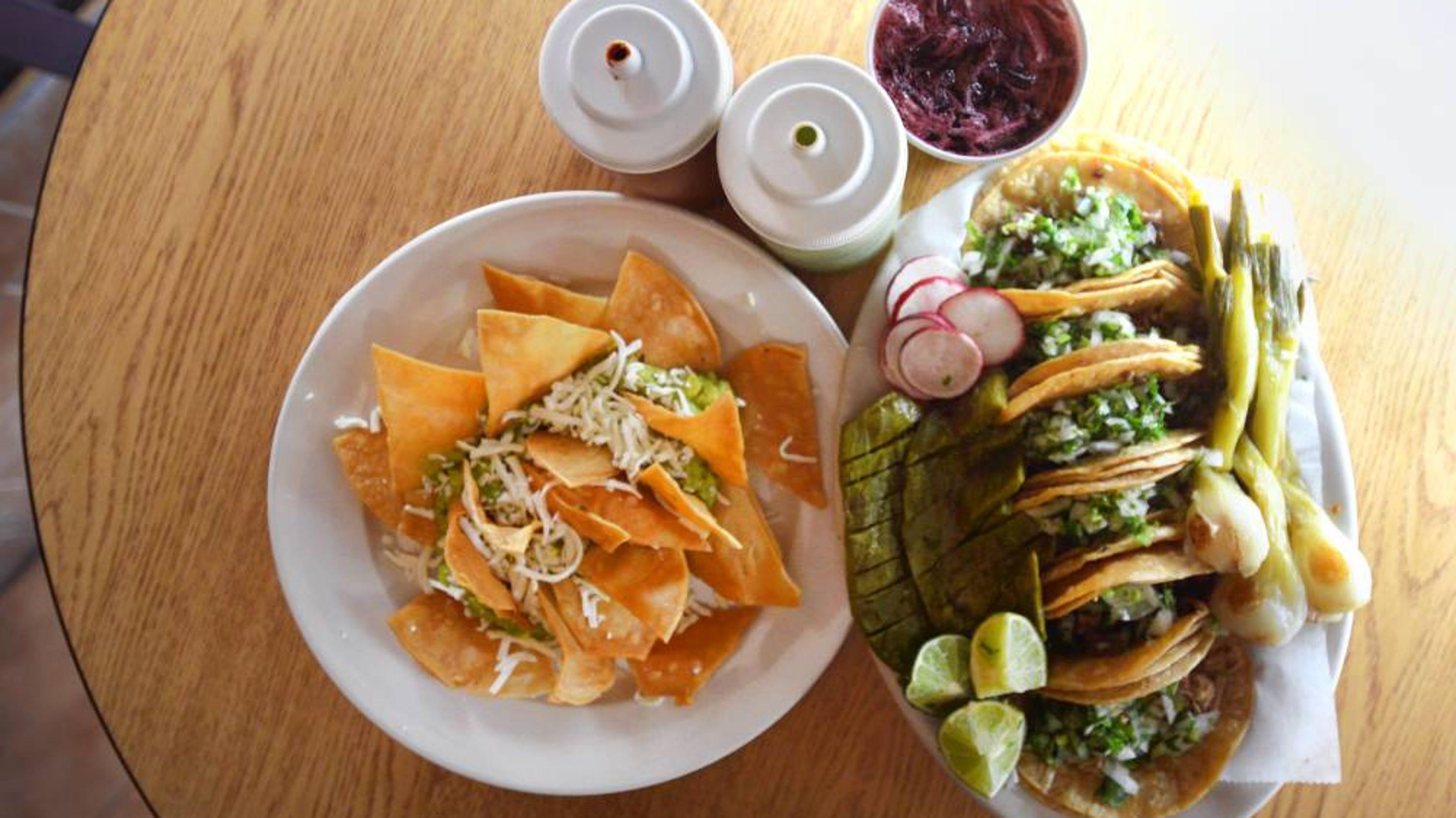Informal dining: Mexico Deli Restaurant in Passaic
