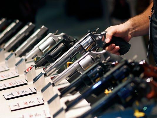 AP GUN SHOW AFTER LAS VEGAS A FILE USA NV