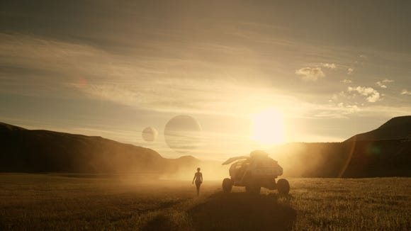 Netflix's original series 'Lost in Space' will feature