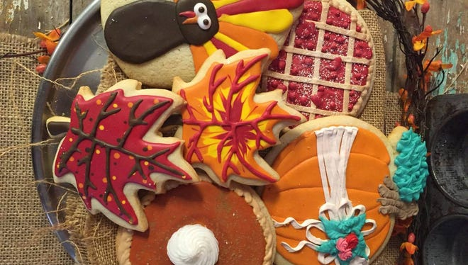 Sweet Lola's will offer a cookie decorating class this November to teach people to make cute turkeys and festive leaves.