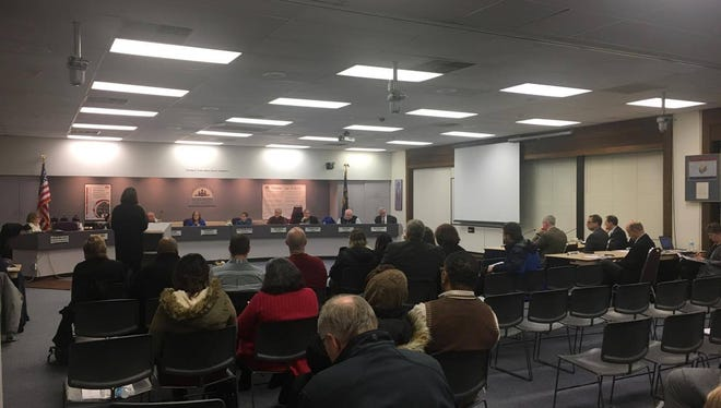 "The Salem-Keizer School Board unanimously approved the ""Safe and Welcoming Schools"" resolution Tuesday, January 10, 2017. They re-approved it on Tuesday."
