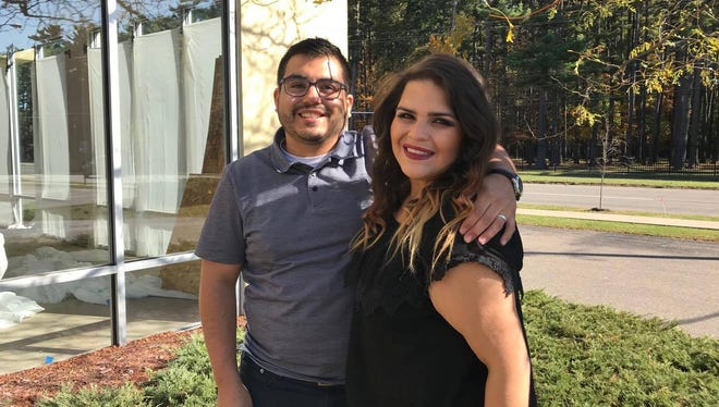 Luis and Valeria Melendez are opening La Taqueria, a Mexican street taco restauraunt, later this year.