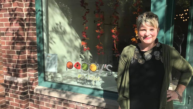 Poppy's Boutique on Washington Street in downtown Wausau will close on May 18, 2019.