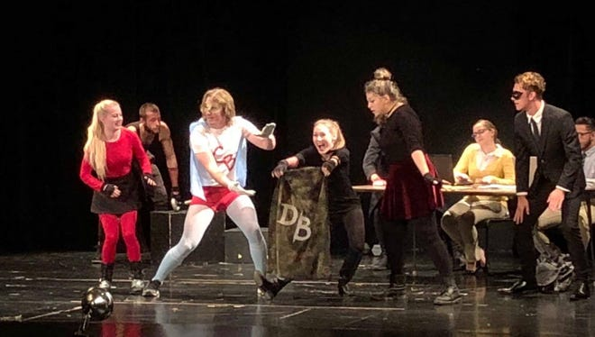 From Dec. 1 and 2 the student-run theater organization held their third annual One-Act Play Festival with two plays lined up for the audience to watch.