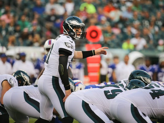 Sports: Eagles v Bills