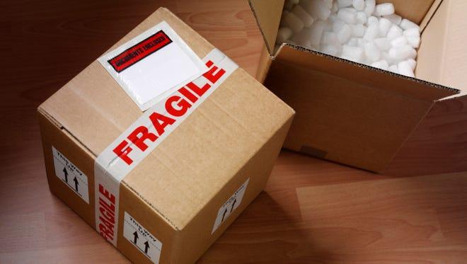 Holiday shipping tips.