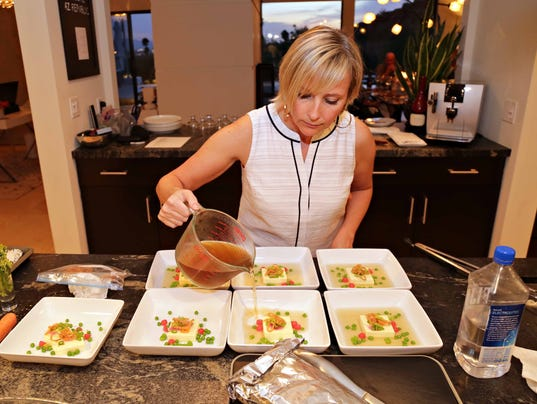 Alison Tedor Wins Top Home Chef In James Beard Fashion