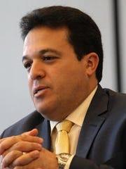 Yonkers schools Superintendent Edwin Quezada