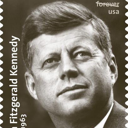 JFK commemorative stamp a career feat for Fishkill photographer