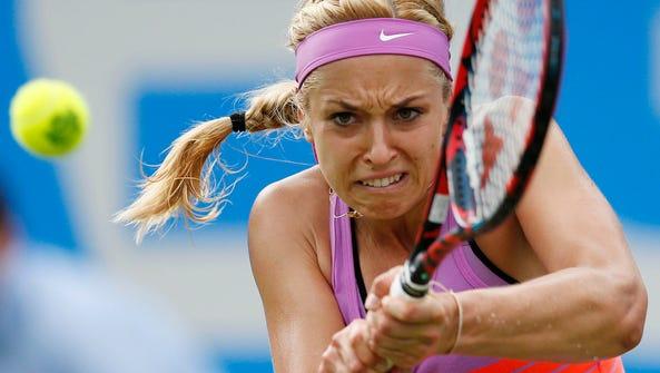 Germany's Sabine Lisicki beat 2009 champion Magdalena