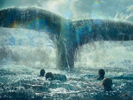 """Director Ron Howard's big-screen version of Nathaniel Philbrick's """"In the Heart of the Sea' hits theaters on Dec. 11."""