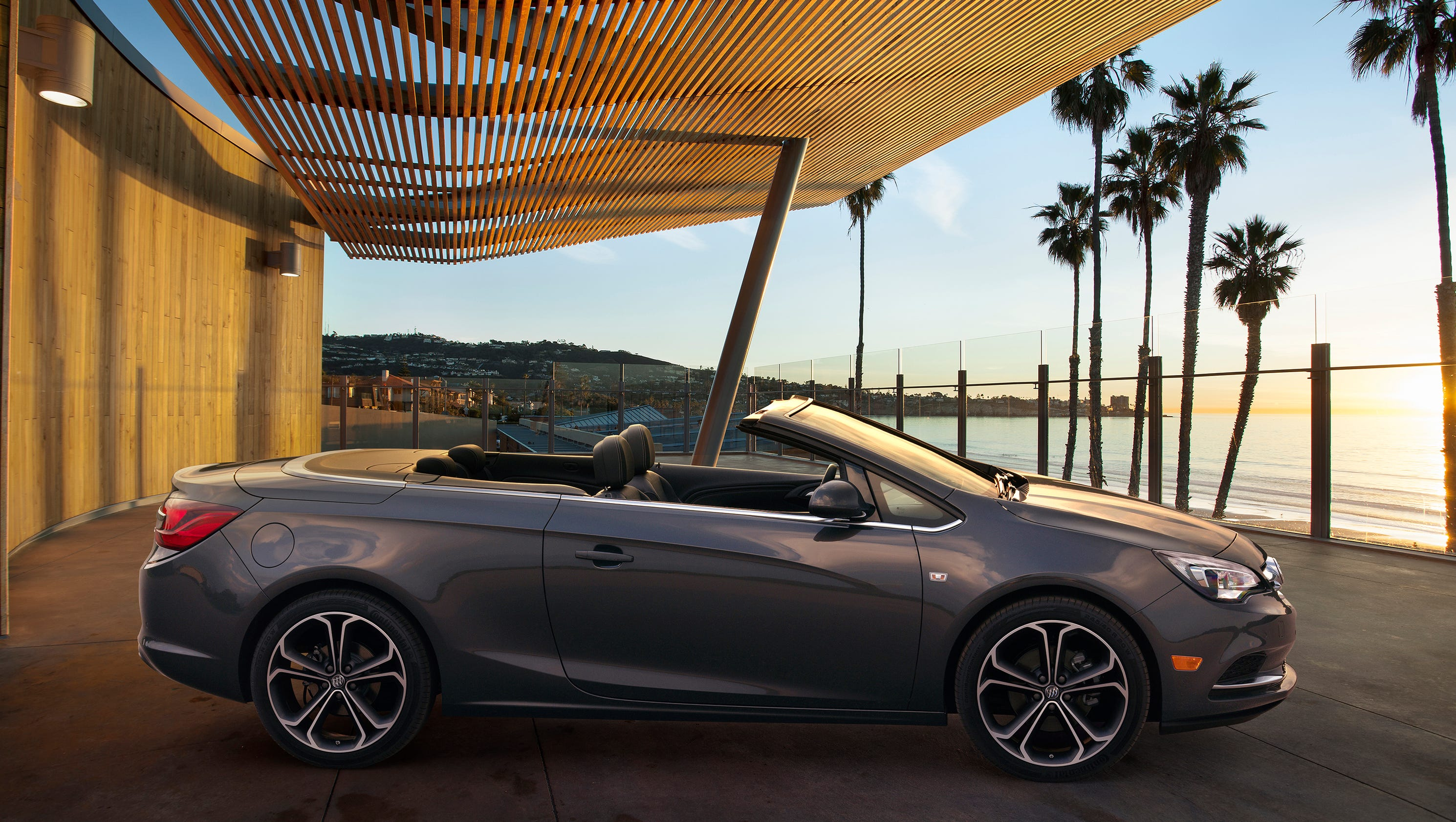 and three rating motor rear quarter sport buick trend red in cars cascada reviews touring
