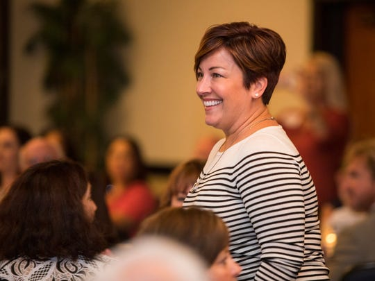 Tracey Galloway, Chief Executive Officer, Community Cooperative, tops the list of SWFL's top 20 generous leaders.