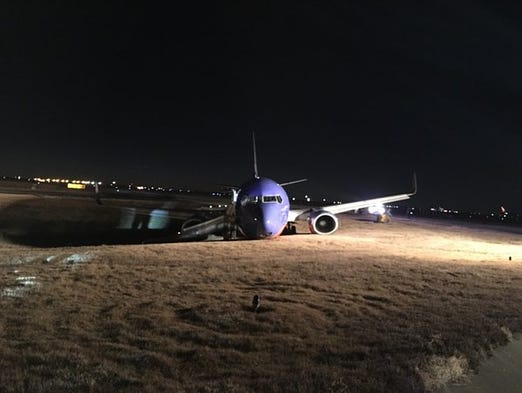 Emergency crews are responding to Nashville International