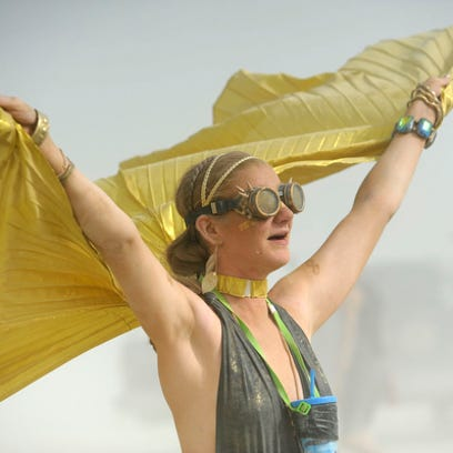 Photos: The ultimate Burning Man 2016 gallery